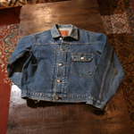 levis 70502xx denim jacket