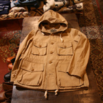 nigel cabourn swedish army parka