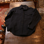 PALMER wool cpo jacket