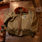 buzzrickson B-15 flying jacket (38)