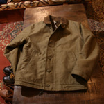 uniform experiment deck jacket