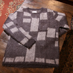town craft mohair knit