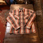 the flat head flannel shirts