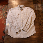 RRL stripe pattern shirts