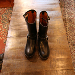 buco horsehide engineerboots