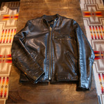 vanson single rider jacket