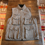 engineered garments x united arrows wool vest