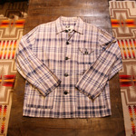 engineered garments flannel jacket