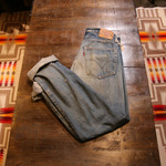 hysteric glamour denim pants