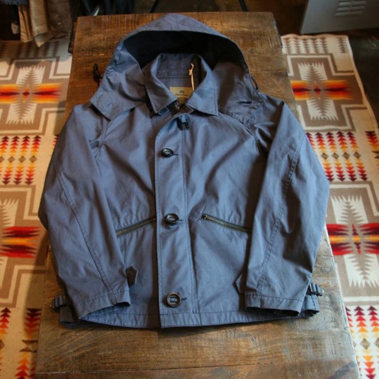 nigel cabourn mountain parka