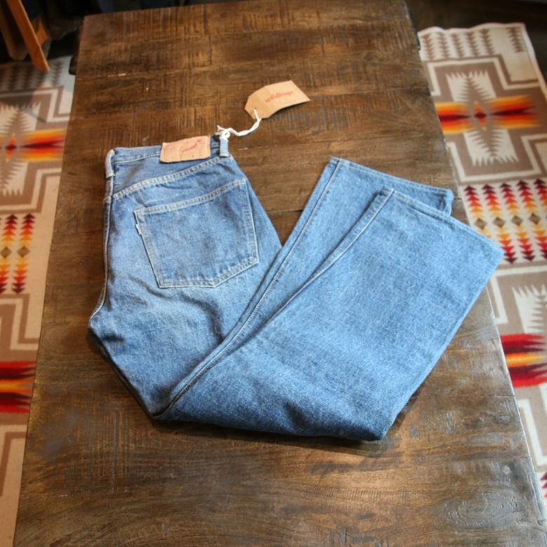 or slow 105 denim pant