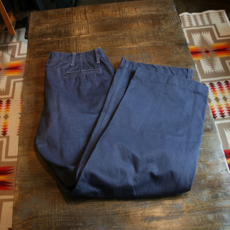 nigel cabourn wide chino pant