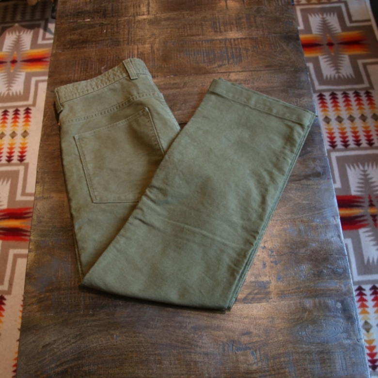 wtaps deck trousers