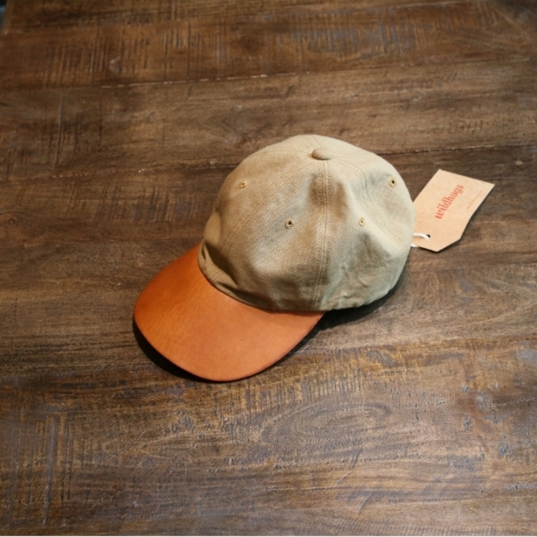 ues leather cap