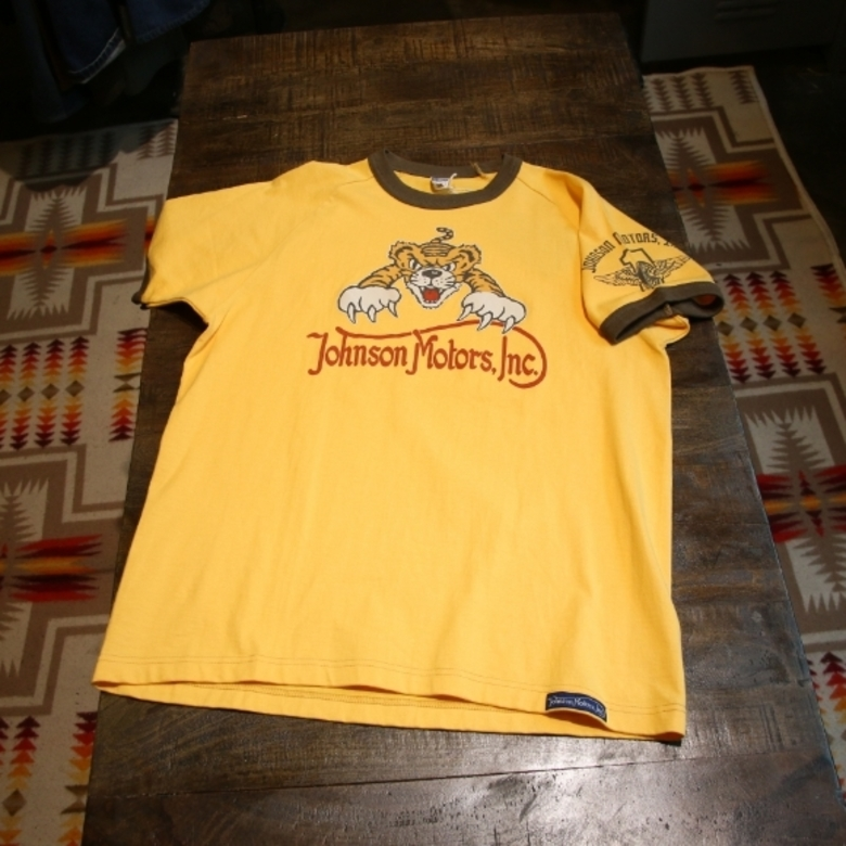 toy's mccoy johnson motors tee