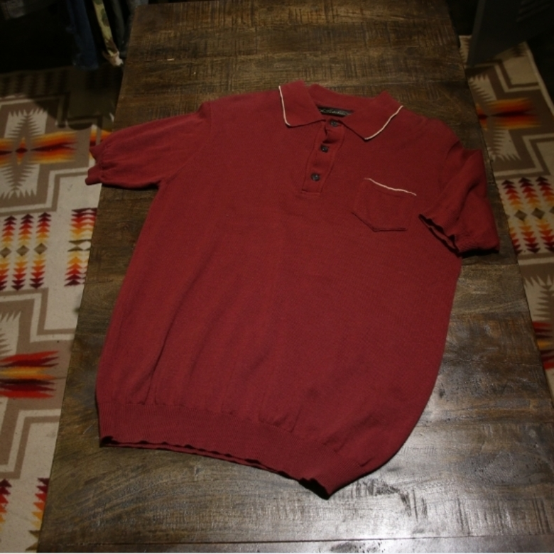 TENDERLOIN T-KNIT POLO short