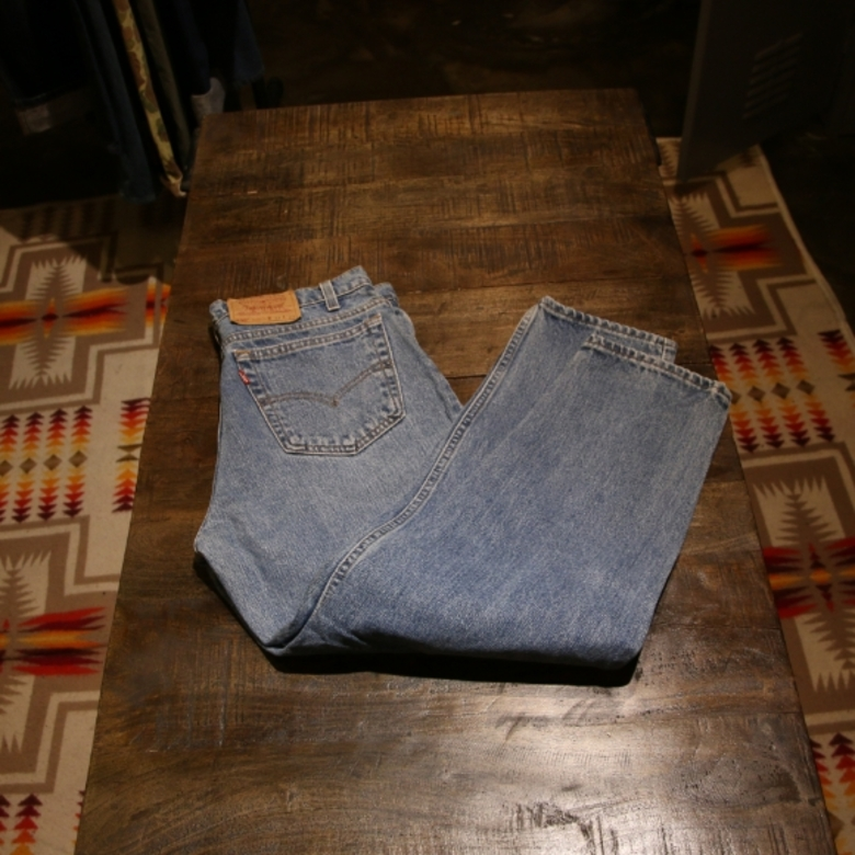 levis 550 tapered pants