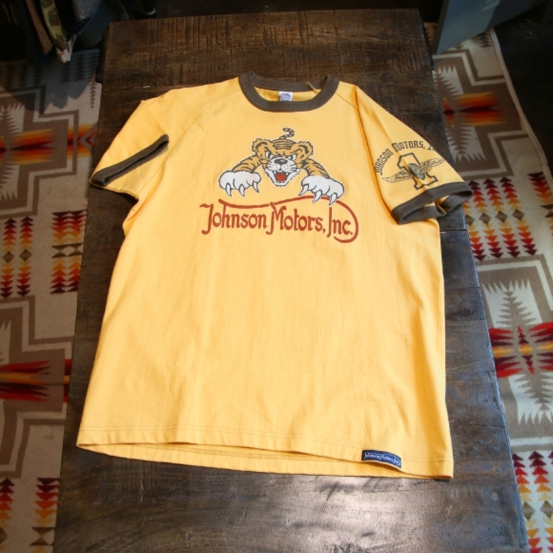 toys mccoy johnson motors tee