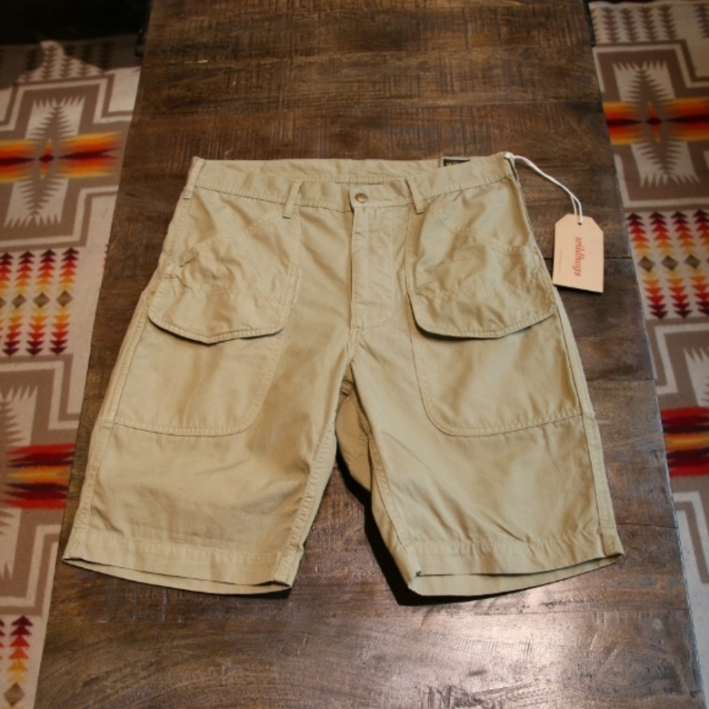 orslow outdoor shorts