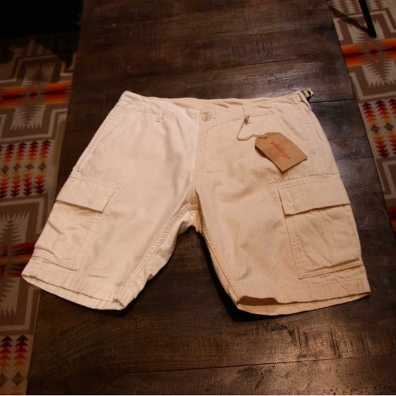 sanca COMBINATION CARGO SHORTS
