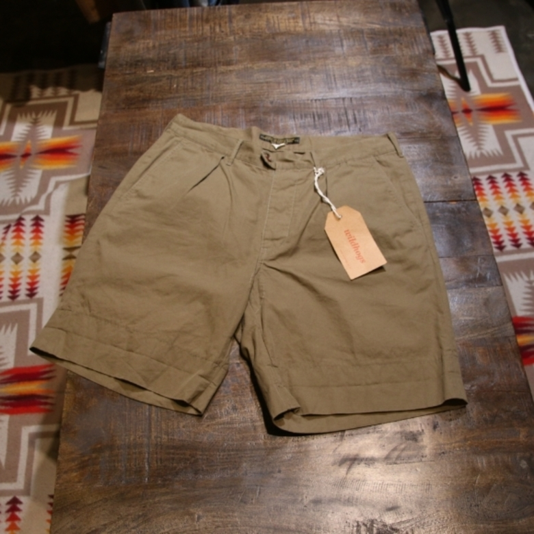 phigvel cotton linen shorts