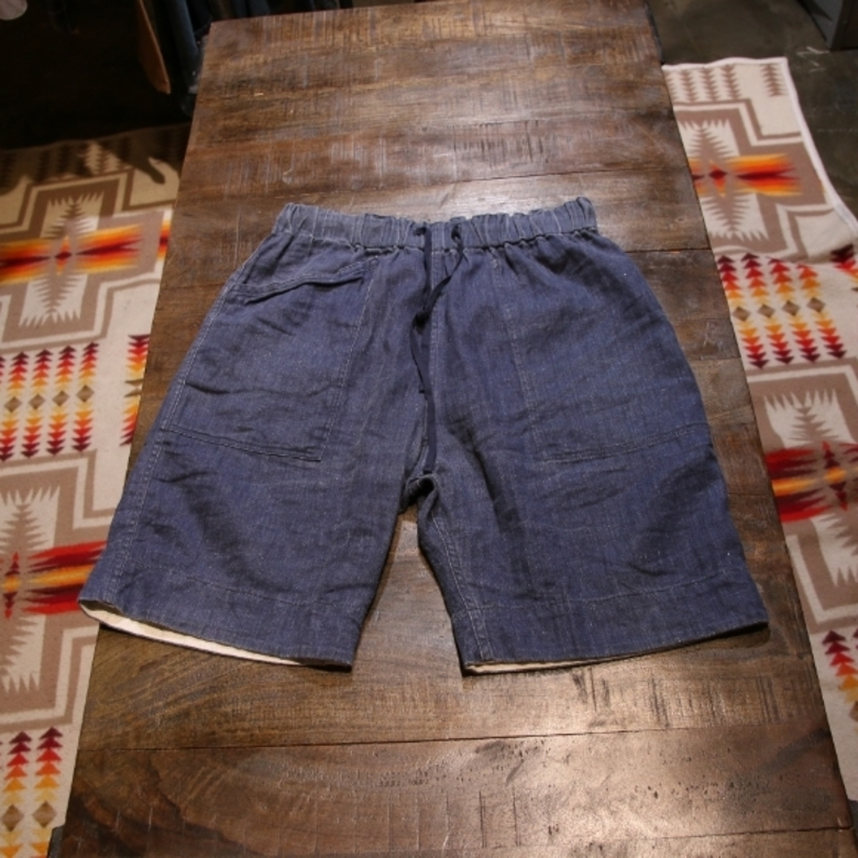 nigel cabourn hbt revrsible shorts