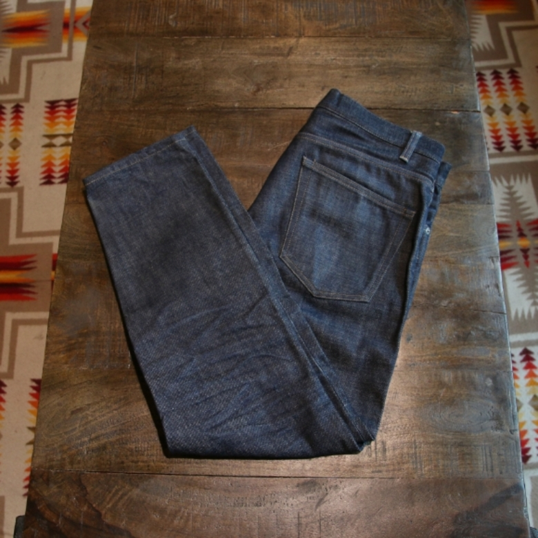 united arrows selvage denim