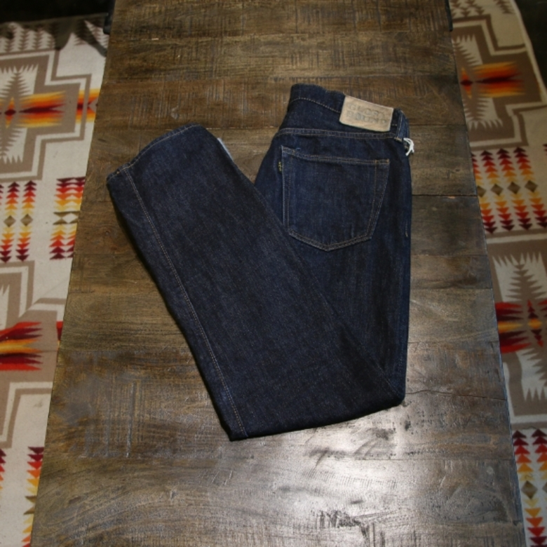 cootie selvage denim