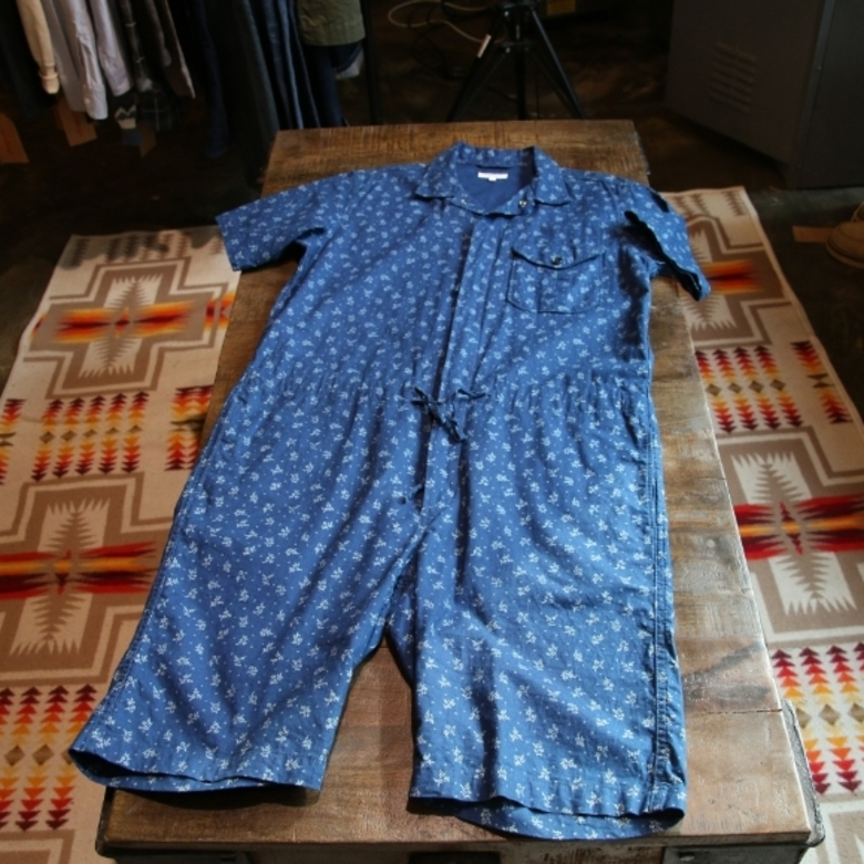 engineered garments combi suit