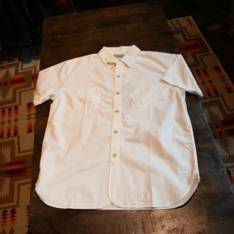 pherrows white work shirt