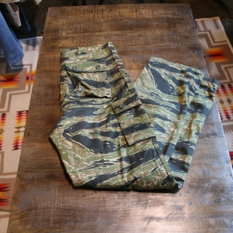the realmccoys tiger camo pants