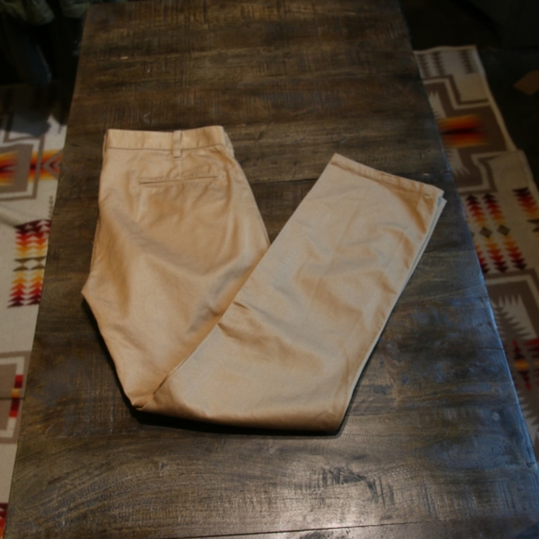 cat's paw chino pants