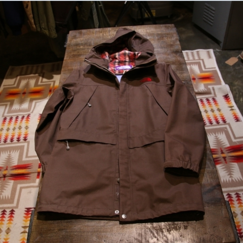 the north face purple label gore-tex jacket