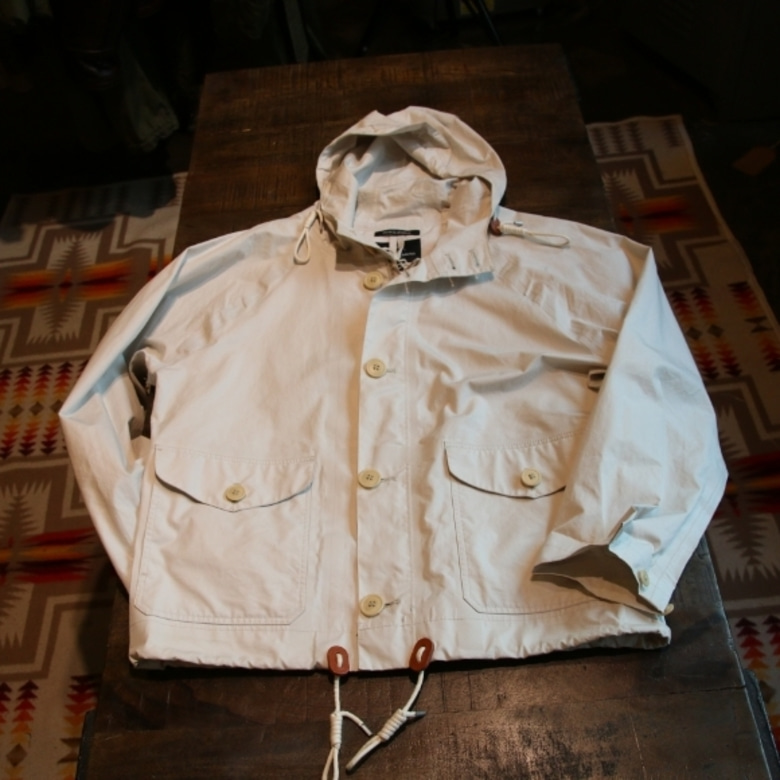 Nigel Cabourn Taped Ventile Aircraft Jacket (50)