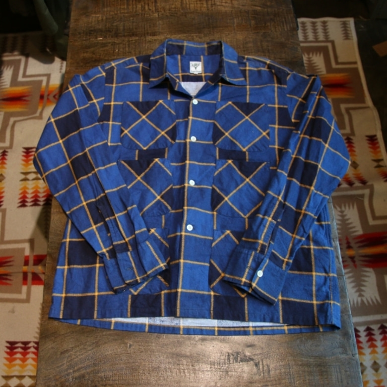 south2 west8 6pocket check shirts