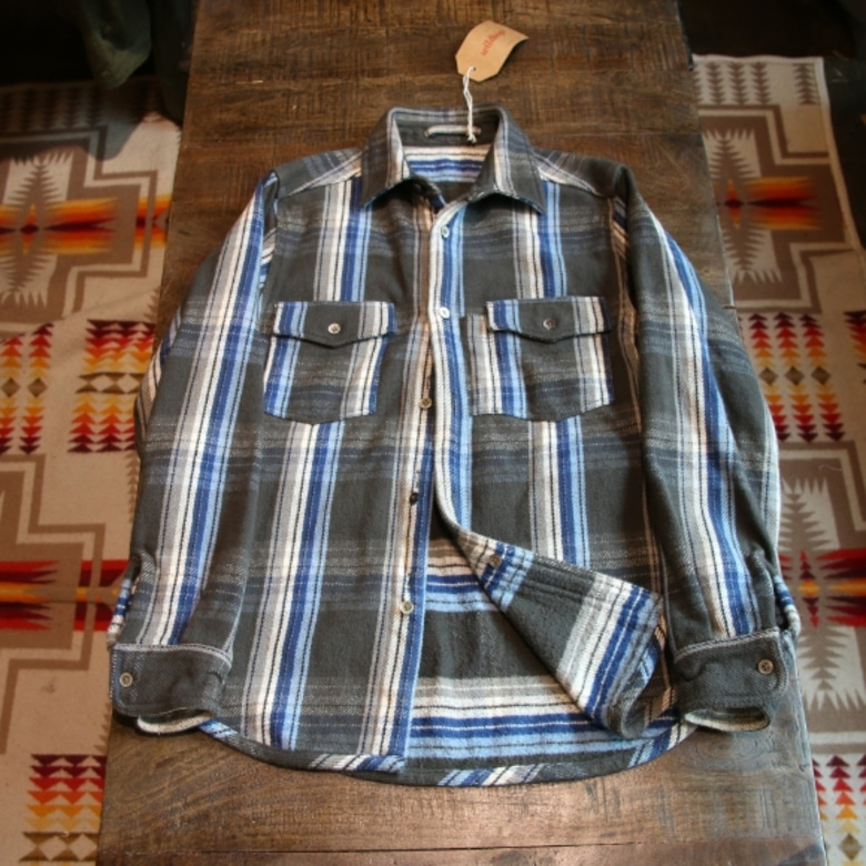 nigel cabourn reversible shirts