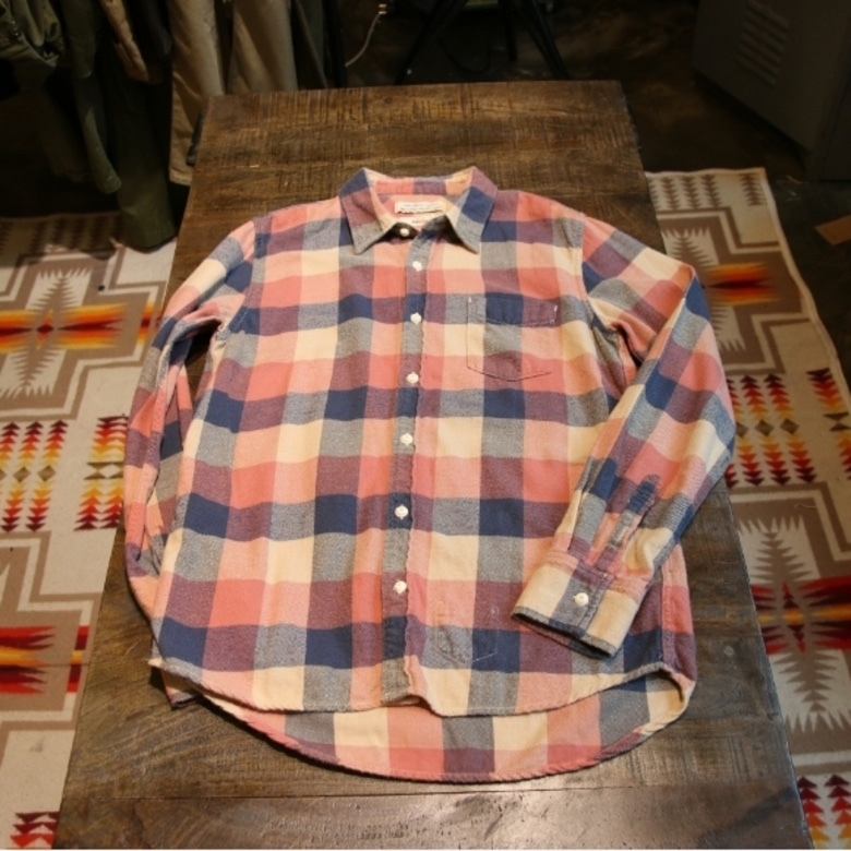remi relief check shirt