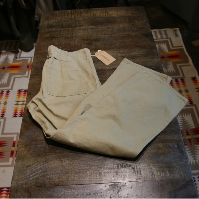 K&TH cinch back work pants