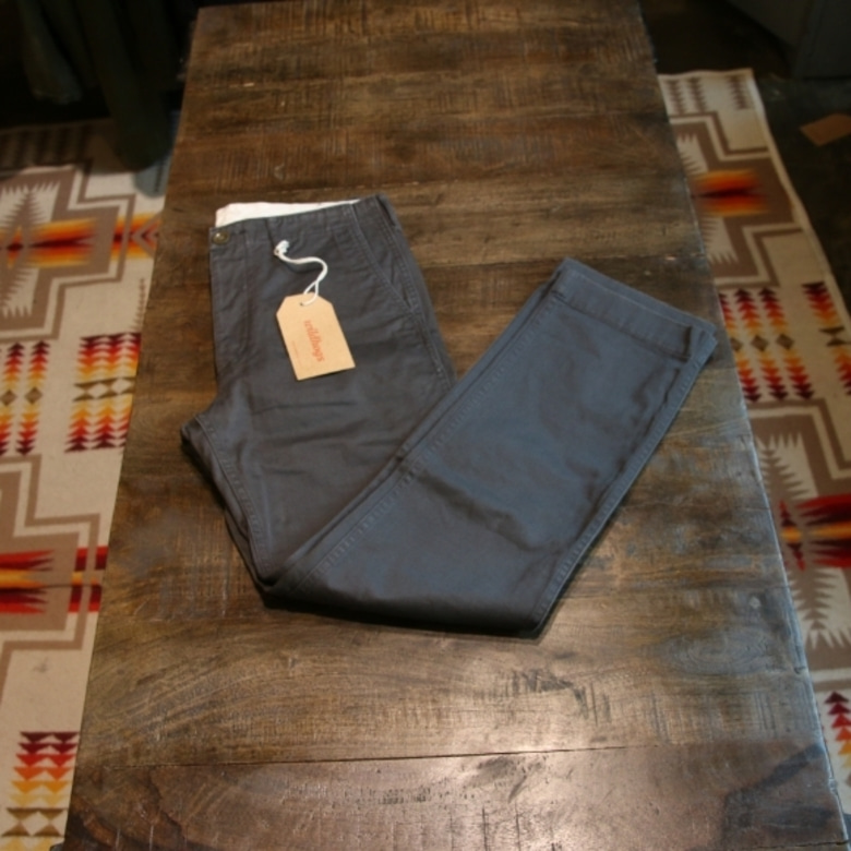 visvim cinch back chino pants