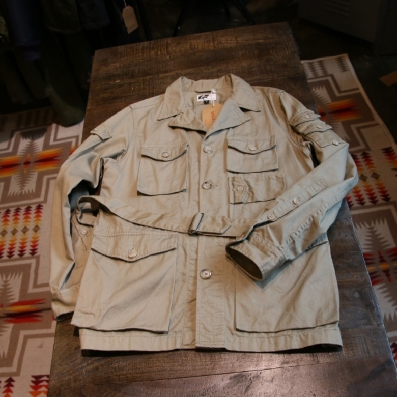ENGINEERED GARMENTS × BEAMS PLUS ASHFIELD JACKET