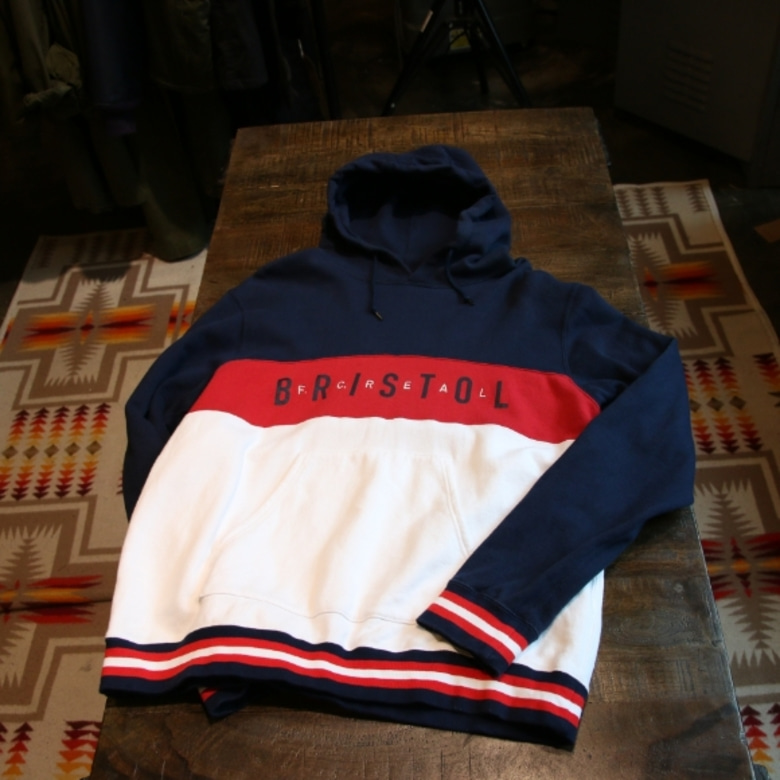 F.C.Real Bristol COLOR BLOCK PULLOVER SWEAT PARKA