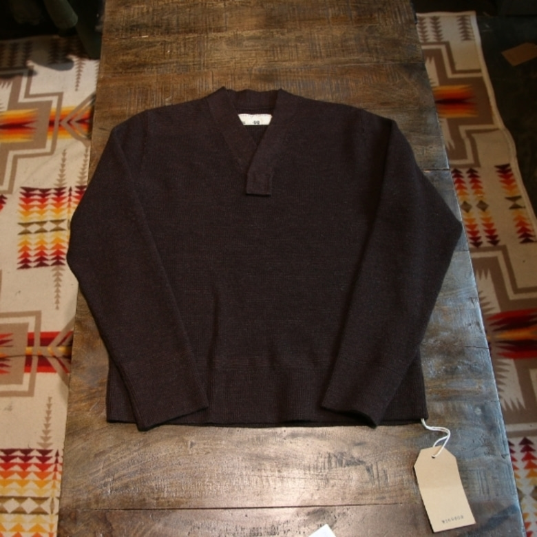 tenderloin a-1 sweater