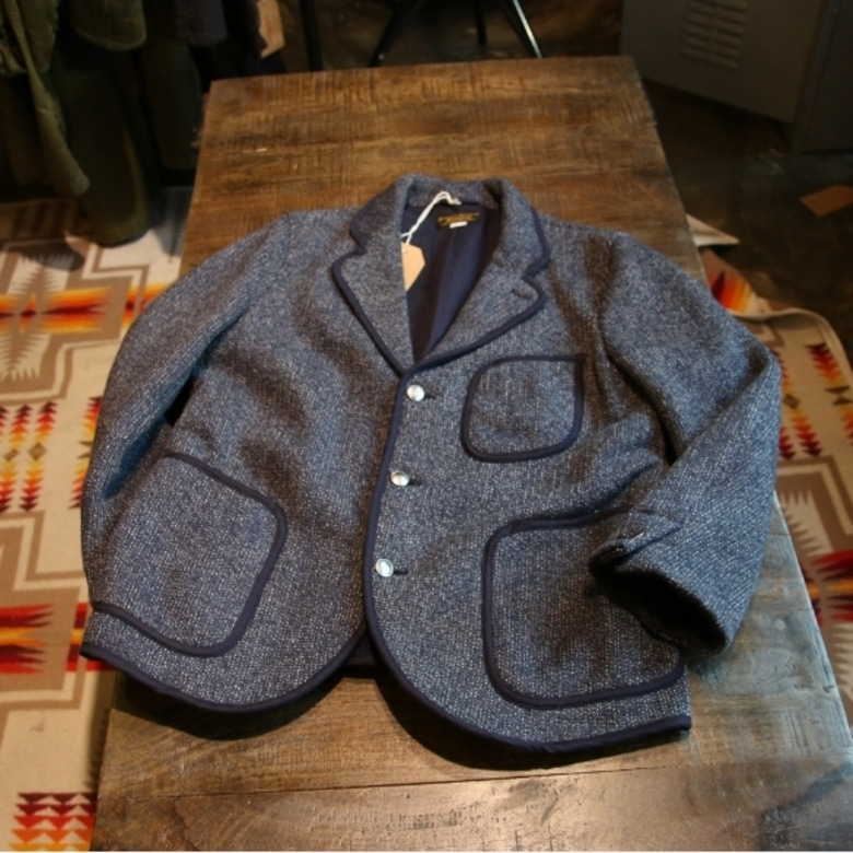 j.s.homestead beach cloth jacket