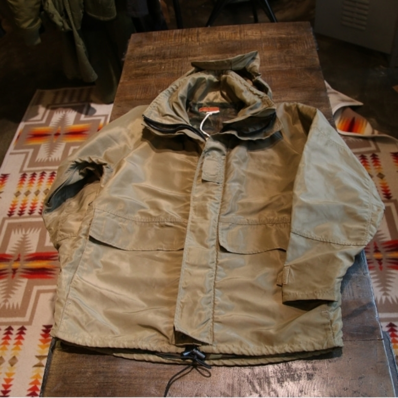 united carr by buzzrickson nylon jacket