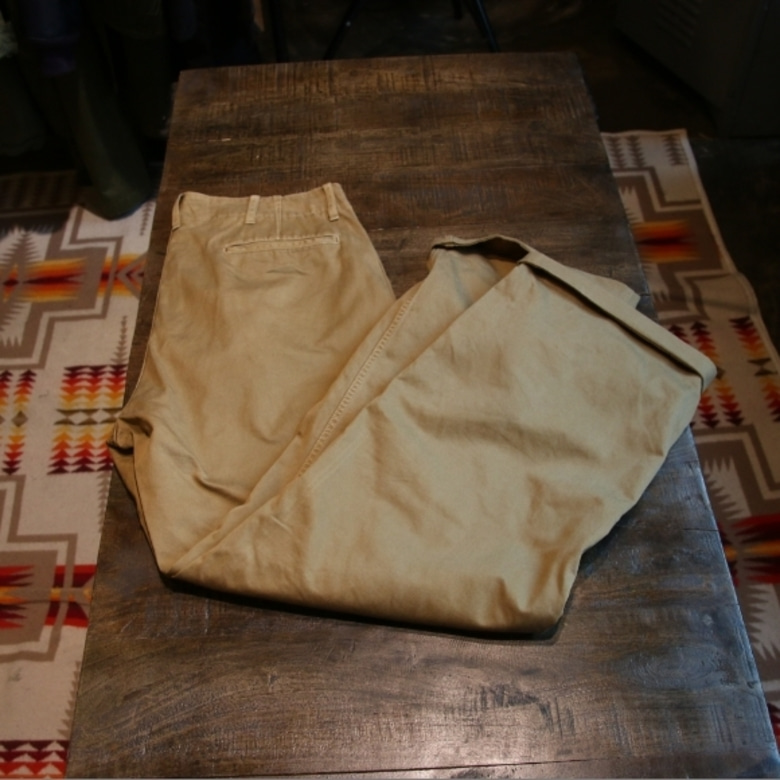 nigel cabourn wide chino pants
