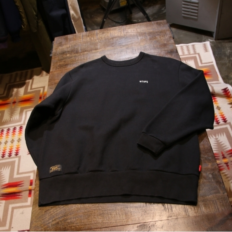 wtaps sneak collection cross bones sweat