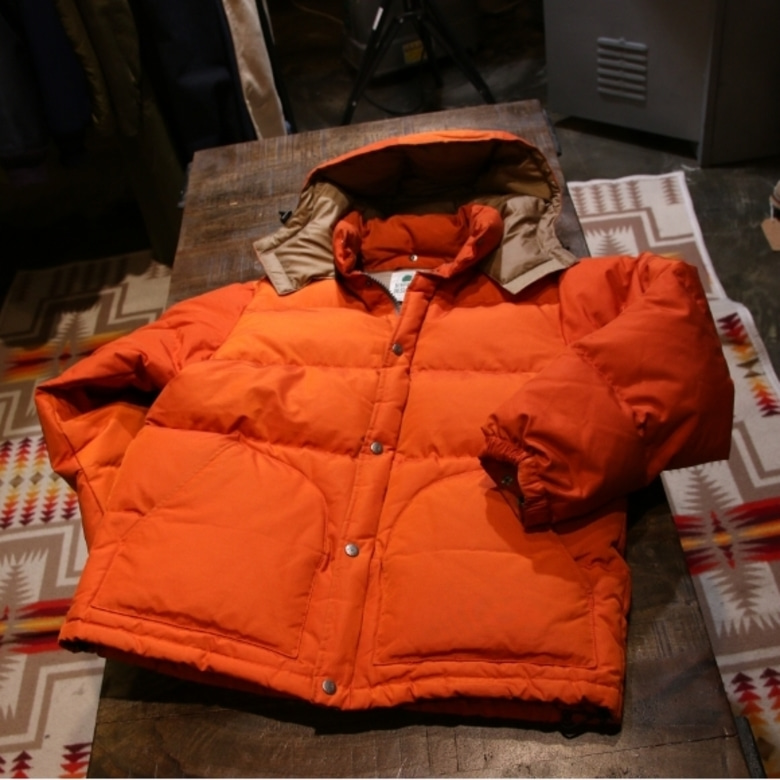 sierra designs 60/40 orange parka