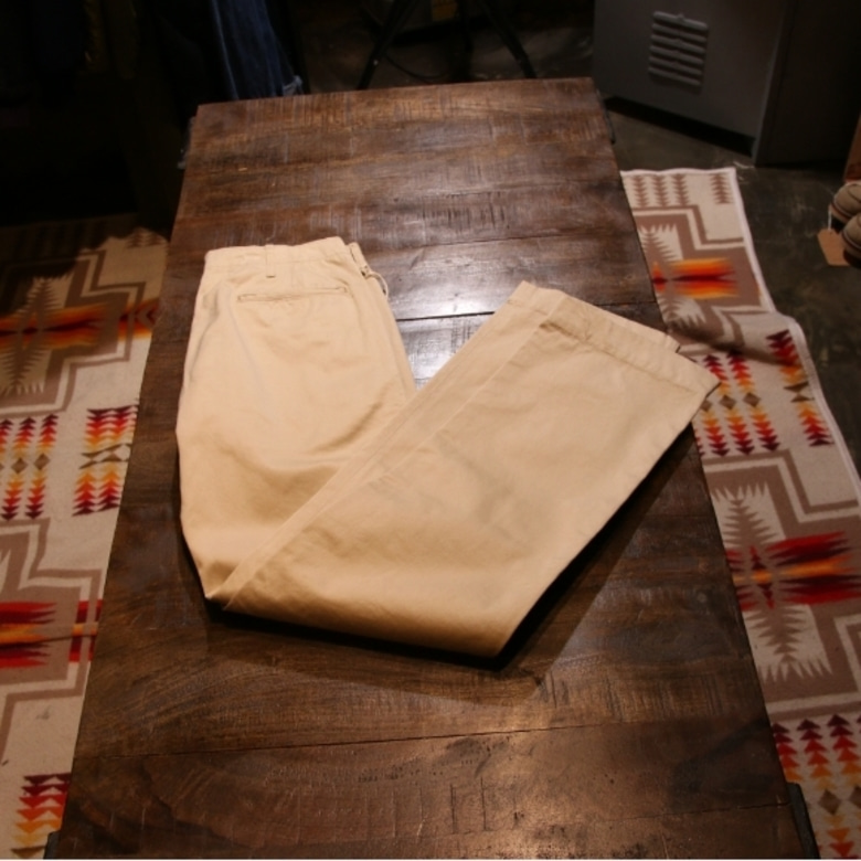 toys mccoy steve mcqueen chino pants