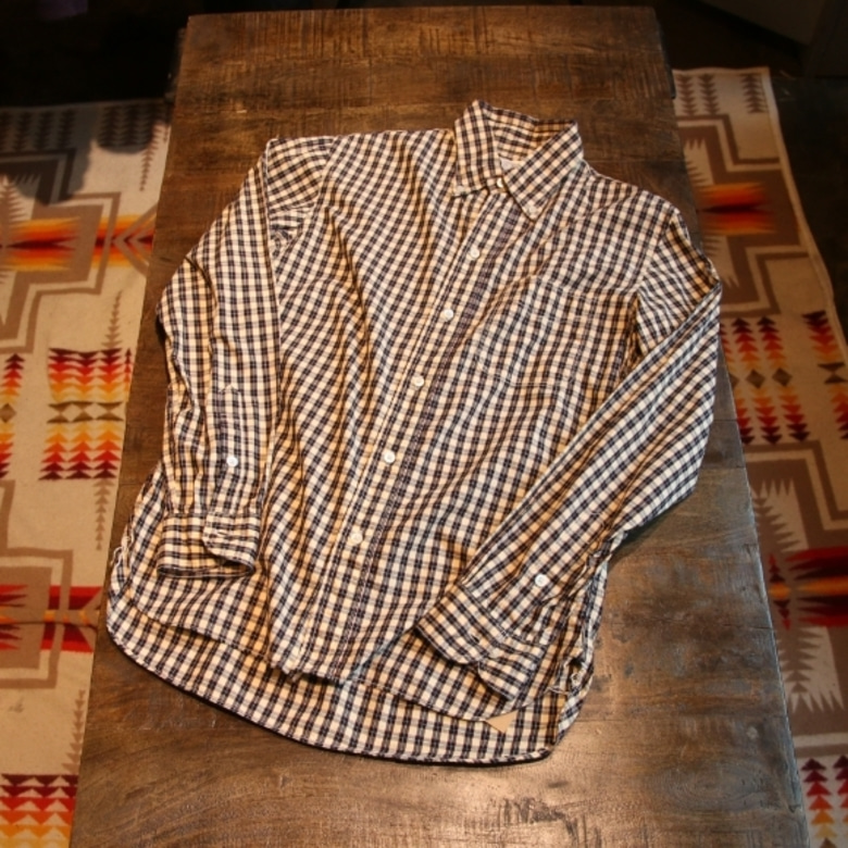 orslow check shirts