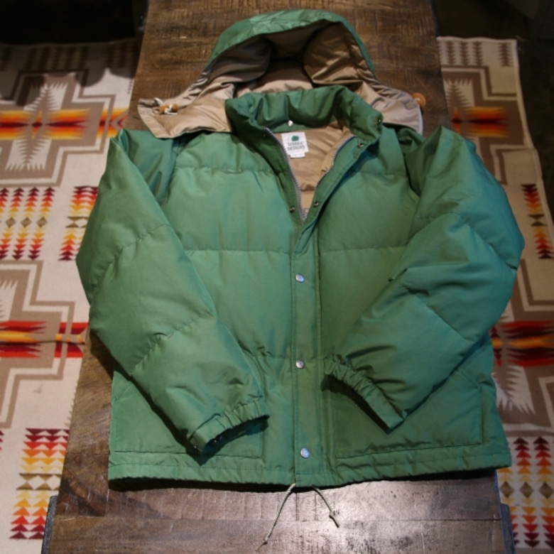 sierra design 60/40 down parka